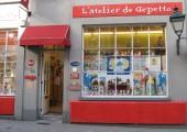 L'Atelier de Gepetto - George Henri