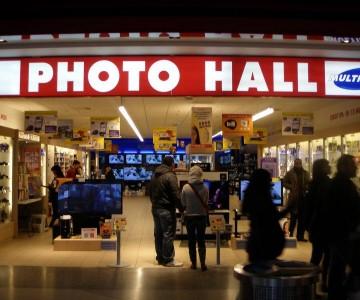 Photo Hall - Médiacité