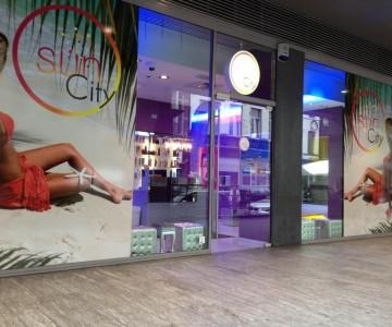 Sun city for 360 tanning salon