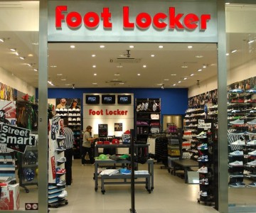 Foot Locker - Belle-île
