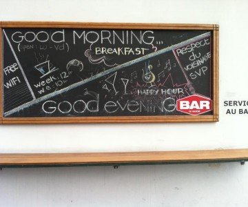 Bar du Marché