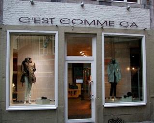 CEst Comme Ca